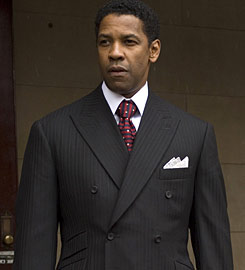 Man Style: Denzel Washington in American Gangster